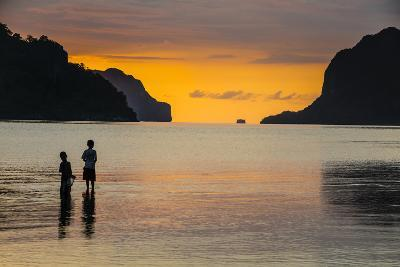Bacuit Archipelago, Palawan, Philippines-Michael Runkel-Photographic Print