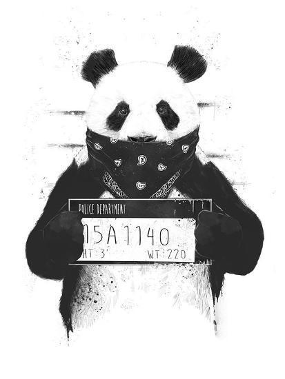 Bad Panda-Balazs Solti-Art Print