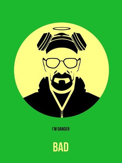 Bad Poster 2-Anna Malkin-Art Print