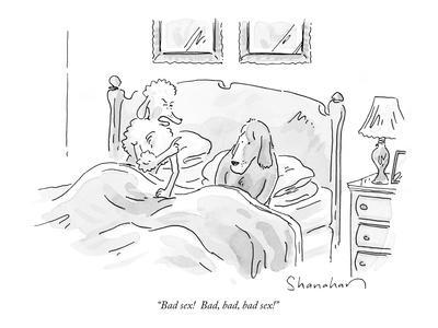 Nouveau sexe Cartoon
