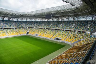 Stadium by badahos