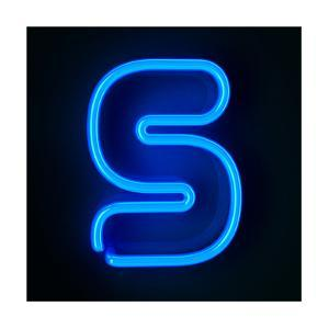 Neon Sign Letter S by badboo