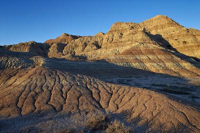 Badlands, Badlands National Park, South Dakota, United States of America, North America-James Hager-Photographic Print