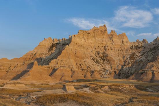 Badlands National Park, South Dakota, Usa-Michael Runkel-Photographic Print