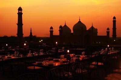 Badshahi Mosque-Srosh Anwar Photography-Photographic Print