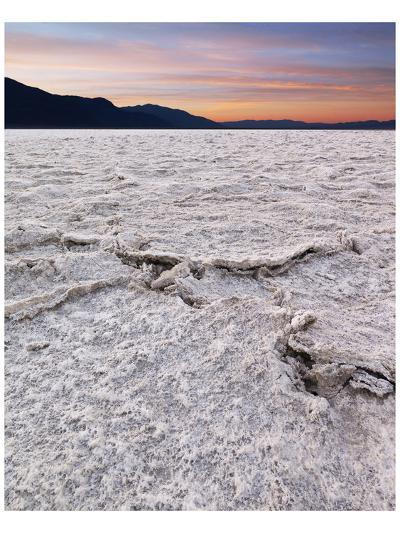 Badwater in Death Valley II-Richard Desmarais-Art Print