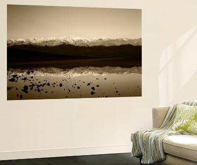 Badwater, Mojave Desert, Death Valley National Park, California, USA-Adam Jones-Wall Mural