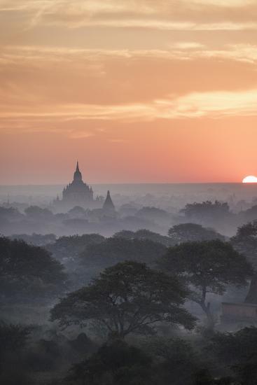 Bagan, Myanmar (Burma), Southeast Asia-Janette Hill-Photographic Print