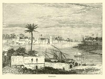 Bagdad--Giclee Print