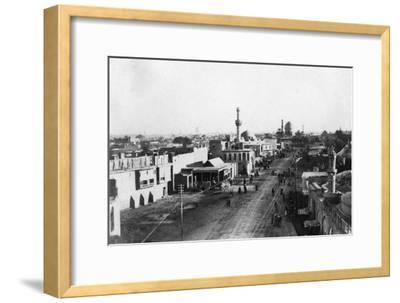 Baghdad Fron the North Gate, Iraq, 1917-1919