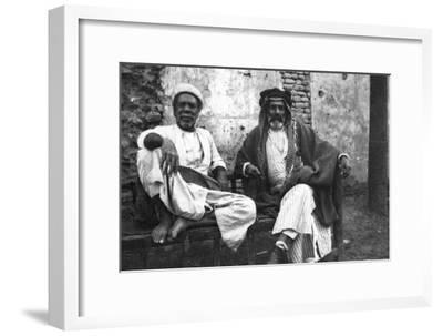 Baghdad, Iraq, 1917-1919