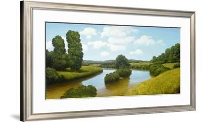 Bagliori-Marco Di Nieri-Framed Art Print