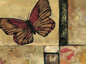 Butterfly in Red by Bagnato Judi
