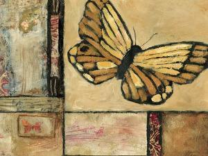 Butterfly in Yellow by Bagnato Judi