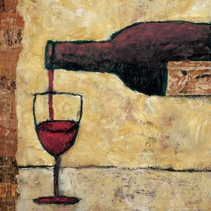 Red Wine by Bagnato Judi