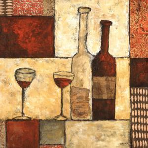 Wine for Two by Bagnato Judi