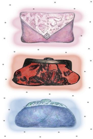 Bags 1-Maria Trad-Giclee Print