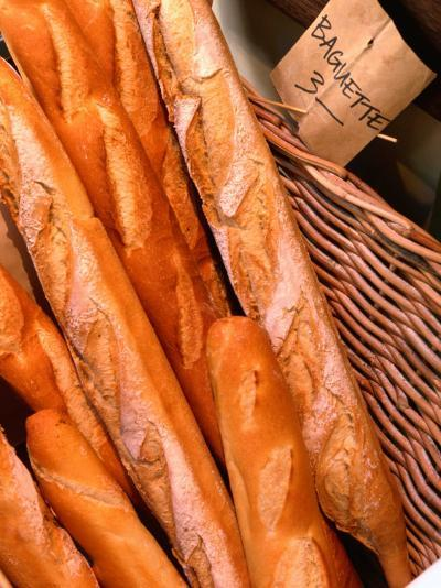 Baguettes at Fratelli Paradiso, Daringhurst, Sydney, New South Wales, Australia-Greg Elms-Photographic Print