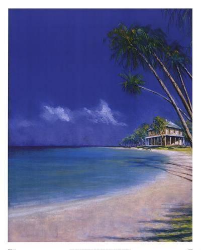 Bahama Cove-Fred Fieber-Art Print