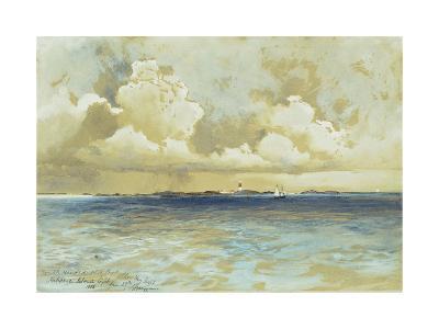 Bahama Island Light-Thomas Moran-Giclee Print