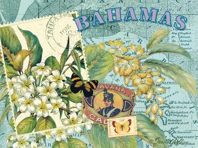 Bahamas-Pamela Gladding-Art Print