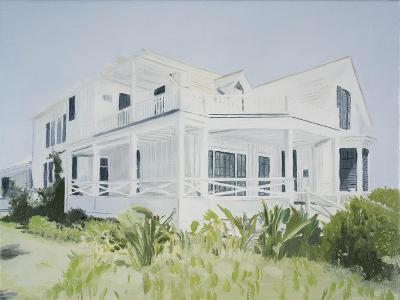 Bahamian House, 2004-Alessandro Raho-Giclee Print