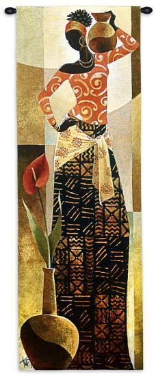 Bahiya Wall Tapestry-Keith Mallet-Wall Tapestry