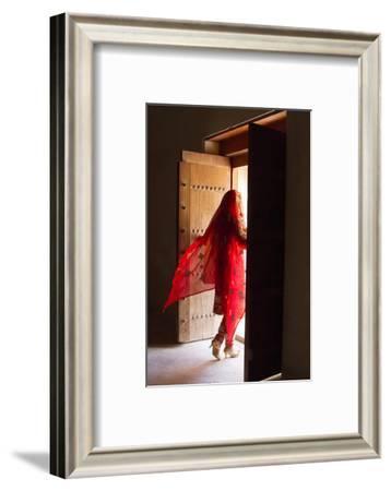 Bahla Fort. Unesco World Heritage. Oman.-Tom Norring-Framed Photographic Print