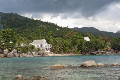 Baie Beau Vallon, Mahe, Seychelles, Indian Ocean Islands-Guido Cozzi-Photographic Print