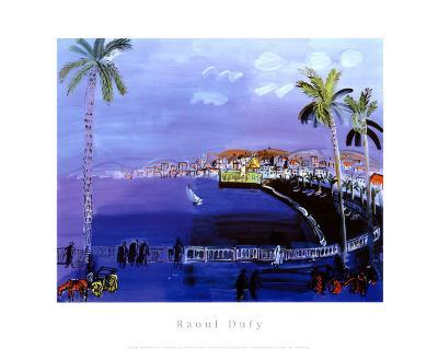 Baie des Anges, Nice-Raoul Dufy-Art Print