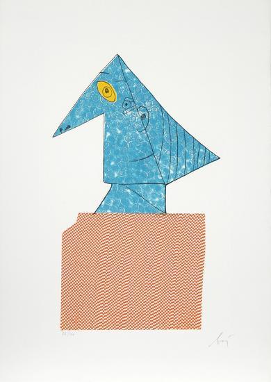 Baj Chez Picasso 4-Enrico Baj-Limited Edition