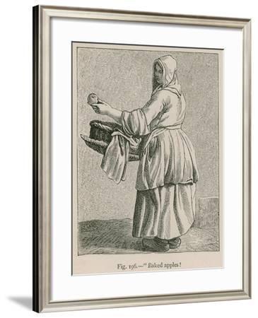 """""""Baked Apples!""""--Framed Giclee Print"""