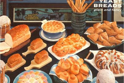 Baked Goods-Found Image Press-Photographic Print
