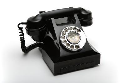 Bakelite Telephone-Victor De Schwanberg-Photographic Print