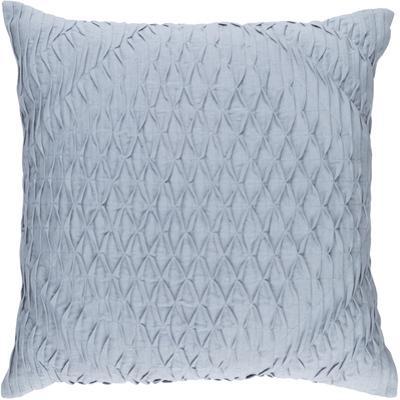Baker Poly Fill Pillow - Denim