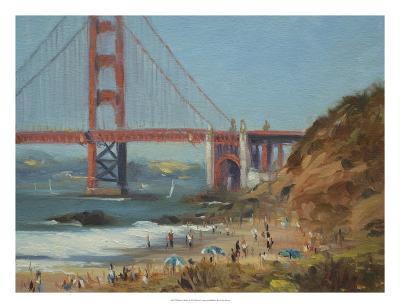 Baker's Beach-Chuck Larivey-Giclee Print