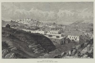 Baku, on the Caspian-William 'Crimea' Simpson-Giclee Print