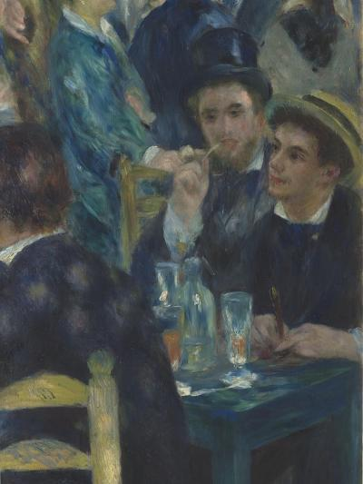 Bal du Moulin de la Galette, Montmartre-Pierre-Auguste Renoir-Giclee Print