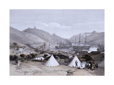 Balaklava Looking Towards the Sea, 1855-W Walton-Giclee Print