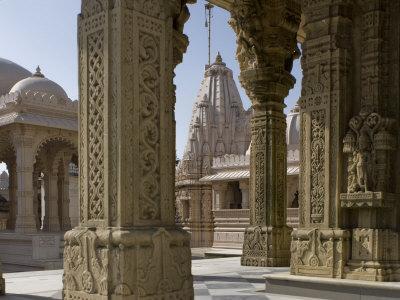 Jain Temple, Satrunjaya, Gujarat, India