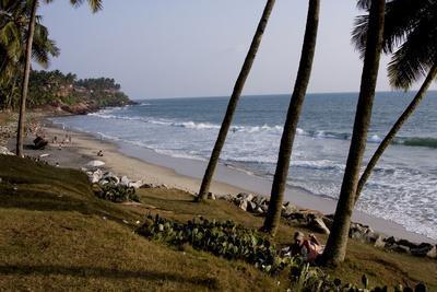 Kovalam Beach, Trivandrum, Kerala, India, Asia