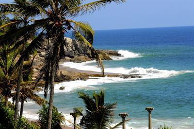 Suryasamudra Beach Resort, Kovalam, Trivandrum, Kerala, India, Asia