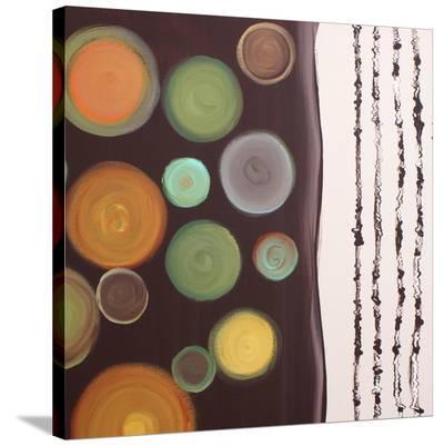Balance II-Irena Orlov-Stretched Canvas Print