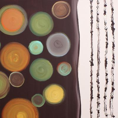 Balance II-Irena Orlov-Art Print