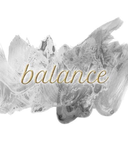 Balance-Lottie Fontaine-Giclee Print
