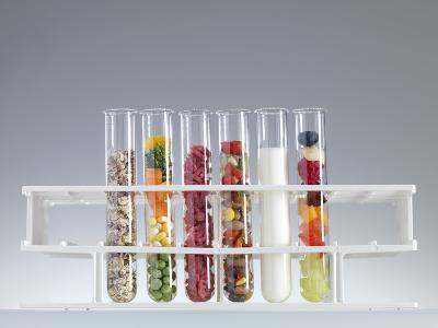 Balanced Diet-Tek Image-Photographic Print