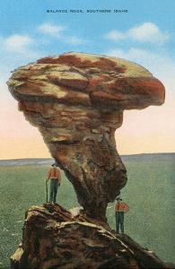 Balanced Rock, Southern Idaho