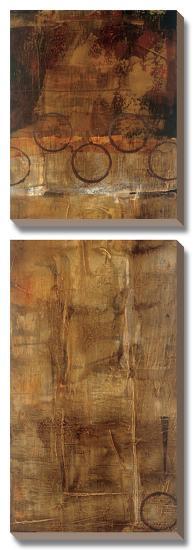 Balancing Act II-Elizabeth Jardine-Canvas Art Set