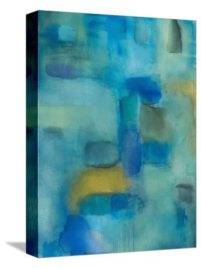 Balancing Act-Max Jones-Stretched Canvas Print