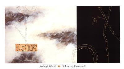 Balancing Bamboo II-Arleigh Wood-Art Print